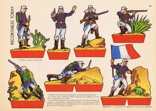 159-Tropas-coloniales-francesas.-Toray,-Barcelona-1968-web