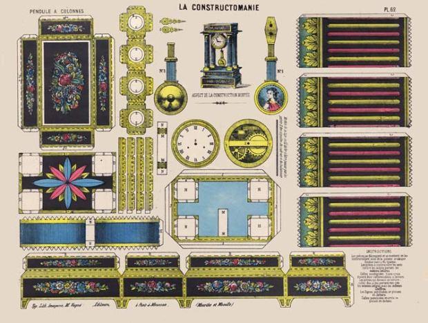 62.Pendule-a-colonnes.-Lith.Imagerie-M.Vagné,-Pont-á-Mousson-[F]-ca.1865-web