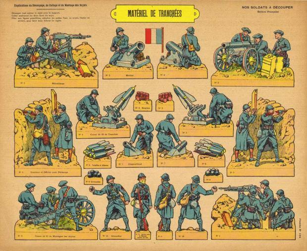 134.-Matériel-de-tranchées.-Tourcoing.[F]-ca.1918