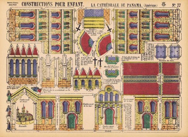 Jarville-Nancy.-Nº77-La-Cathédrale-de-Panama-(Amérique).-IRJN[F]-ca.1900