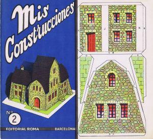 Nº-2-[Refugi]-Mis-Construcciones.-Ed.-Roma-.-Barcelona-[CAT]-1942.