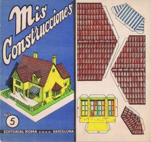 Nº-5-[Xalet]-Mis-Construcciones.-Ed.-Roma-.-Barcelona-[CAT]-1942.