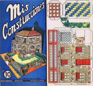 Nº10-[Casa-rurall]-Mis-Construcciones.--Ed.-Roma.-Barcelona-[CAT]-1942.
