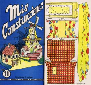 Nº11-[Moli]-Mis-Construcciones.--Ed.-Roma.-Barcelona-[CAT]-1942.