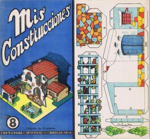 Nº8-[Mas]-Mis-Construcciones.--Ed.-Roma.-Barcelona-[CAT]-1942.