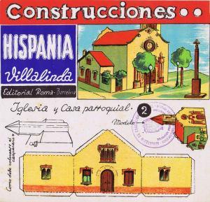 Roma.2.Iglesia-y-Casa-parroquial.-Cons.Hispania-Villalinda