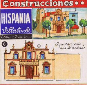 Roma.-6-Ayuntamiento-y-casas-de-vecinos.-Cons.Hispania-Villalinda