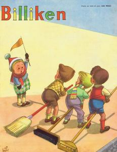 Billiken-1956.20.08.-EL-TRABAJO-EN-LOS-BOSQUES-(1-Portada-revista-Nº1913)
