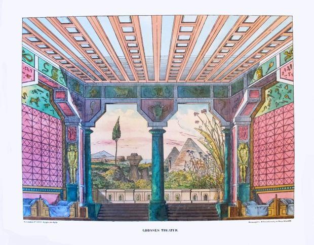Trentsensky.-Nº-XXXIV-EGYPTISEHE-HALLE.-M.-Trentsensky-[A]-ca.1851