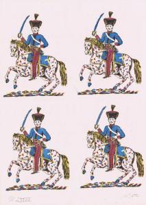 152.-[Cavalleria-de-la-Milícia-Voluntària-de-Barcelona.-1821.]-Ignasi-Estivill-i-Cabot-i-Ignasi-Estivill-i-Coll