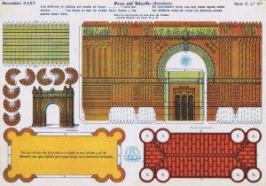 C-Arco-del-Triunfo.-Barcelona.-Serie-C.-nº-47--Recortables-Baby.-Barcelona-[CAT]-ca.1936