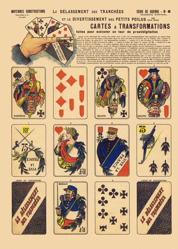 Ëpinal.-Serie-de-Guerre-Nº6-CARTES-À-TRANSFORMATIONS.-Moyennes-Constructions.-ca.1915