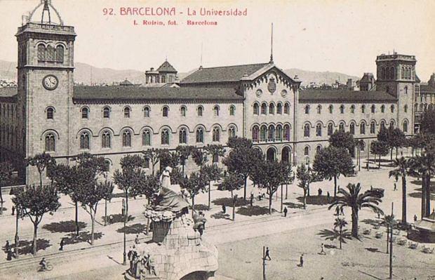 Postal-Universitat-de-Barcelona