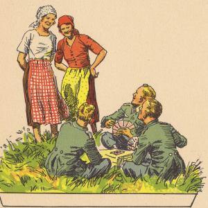 Rapi.-[Soldats-alemanys-jugant-a-cartes-durant-la-Segona-Guerra-mundial]