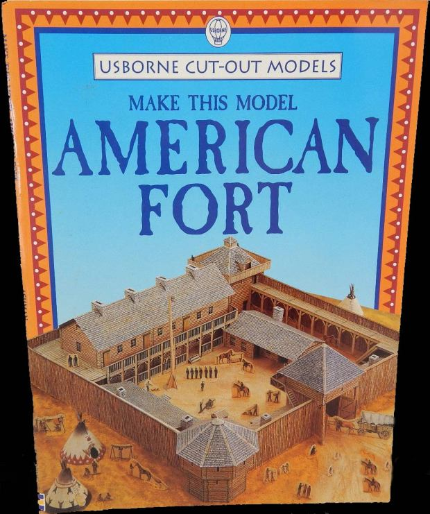 Usborne.-AMERICAN-FORT.-[USA]