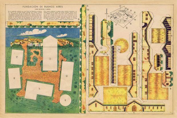 Billiken.1951-FUNDACIÓN-DE-BUENOS-AIRES.-AR-Billiken
