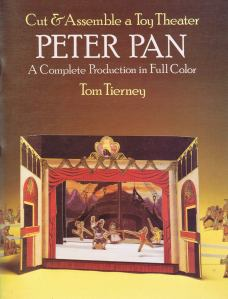 Dover.-PETER-PAN.-Cut-&-Assemble-a-Toy-Theater-Dover-Publications-USA-New-York-1983